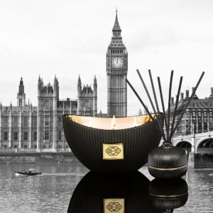 London candles and diffuser