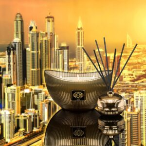 Dubai Candles and diffuser